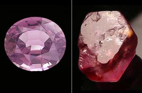 טאפייט. בשל נדירותו, המינרל משמש רק לייצור תכשיטים