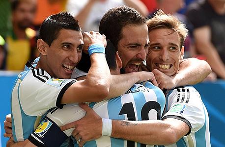 """נבחרת ארגנטינה. """"יכולה להגיע לשער בשניות"""""""