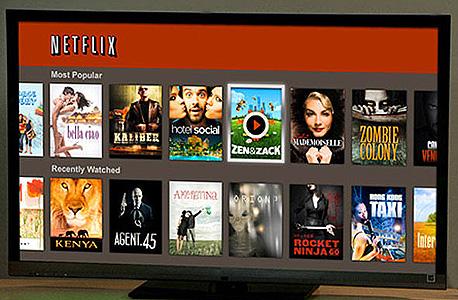 נטפליקס טלוויזיה סרטים