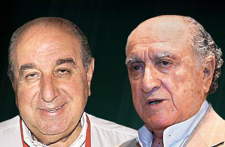 דוד עזריאלי שלמה שמלצר, צילום: אוראל כהן