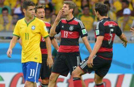 התבוסה של נבחרת ברזיל שברה את שיא הציוצים בטוויטר
