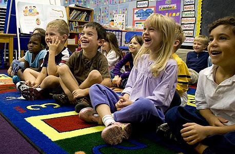 גן ילדים. הבוגרים יצליחו יותר בחיים, צילום: Flickr / Woodley Wonderworks