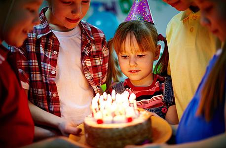 חוגגים יום הולדת
