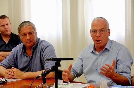 אורי אריאל שר השיכון יור רשות מקרקעי ישראל, צילום: ששון תירם