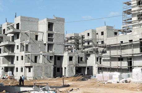 שכונה בבנייה בפרדס חנה (ארכיון)