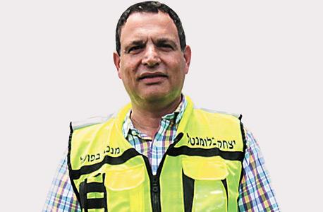 יצחק בלומנטל, צילום: אריאל שרוסטר