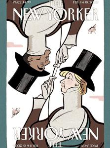 עטיפת הניו יורקר, גיליון 11-18 בפברואר 2008