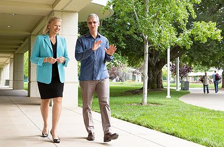 ההסכם עם אפל צפוי להניב ל-IBM דריסת רגל חשובה בתחום המובייל, צילום: ibmphoto24