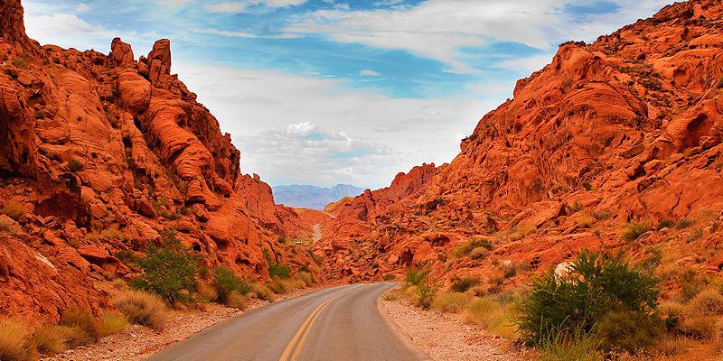 נסיעה של פעם בחיים: 20 כבישים שחייבים לנהוג בהם