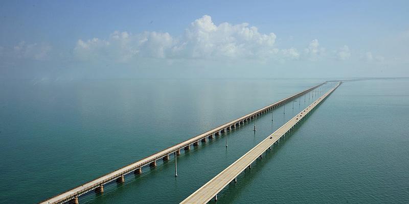 Overseas Highway בפלורידה