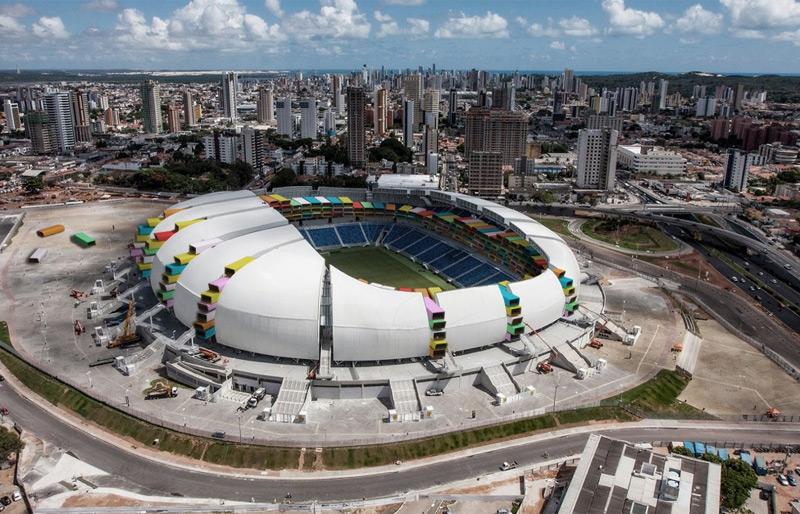 יוזמה: אצטדיוני המונדיאל בברזיל יוסבו לדיור בר-השגה