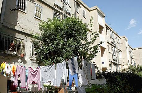 דיור ציבורי בפתח תקווה