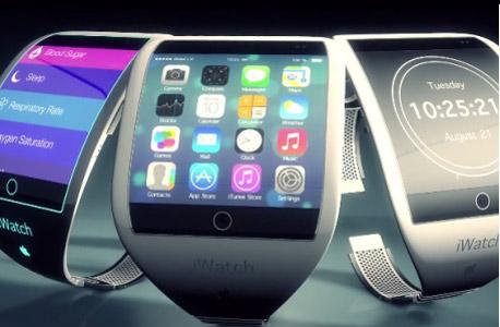אפל iTime iWatch שעון חכם מחשוב לביש