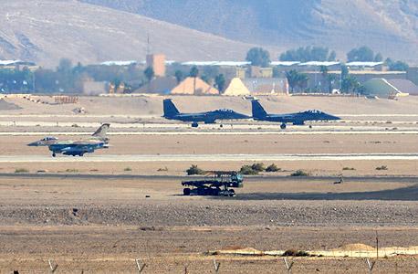 שדה התעופה עובדה, צילום: יאיר שגיא