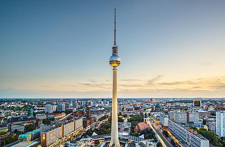 """ברלין. מרכז כוח של תרבות והשקעת נדל""""ן , צילום: שאטרסטוק"""