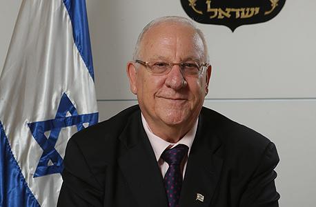 נשיא המדינה ראובן (רובי) ריבלין, צילום: אלכס קולומויסקי