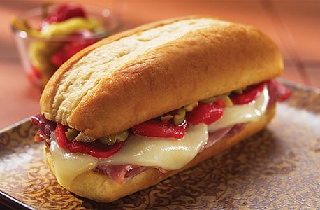 ספרד. תצטרכו להסתפק בסנדוויץ קטן
