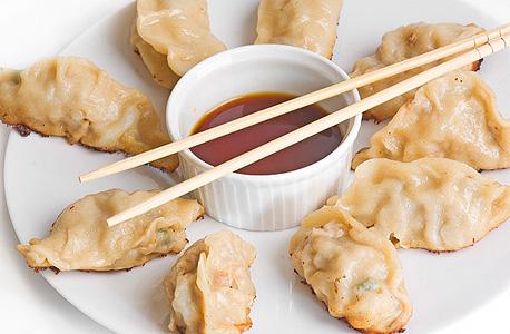 דאמפלינגס בשר סין 1.25 דולר