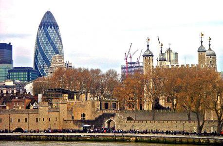 לונדון מגדל ה גרקין, צילום: Mariordo