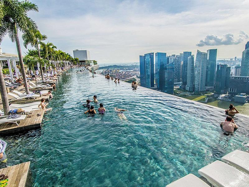 מלון מרינה ביי סנדס, סינגפור