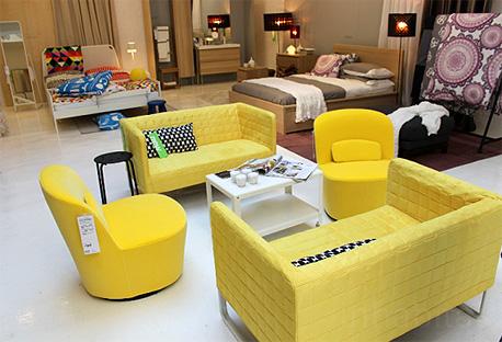 רהיטים של איקאה