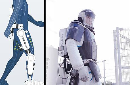 חליפת HAL של חברת סייברדיין. מתבססת על קריאה מדויקת של המוח וביצוע תנועות עדינות, לצד העצמת כוח