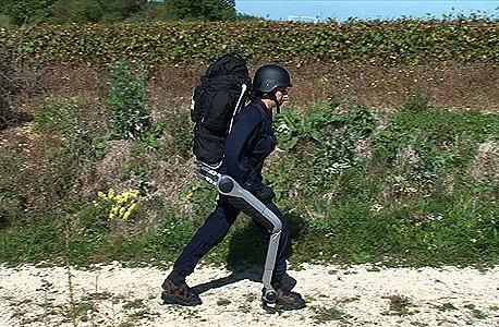 מערכת הרקול הצרפתית, נועדה לתמוך בהליכה ולאפשר תנועה מהירה יותר וללא מאמץ