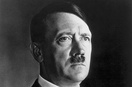 חיפש מכת ניצחון. היטלר, צילום: איי אף פי