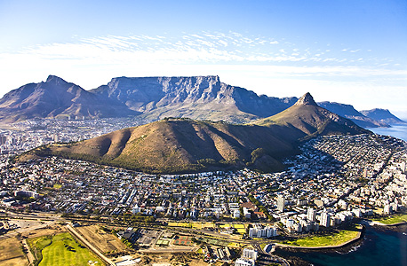 קפטאון, דרום אפריקה
