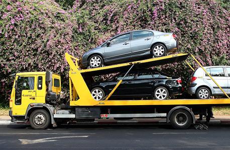 גם צוק איתן לא הצליח לעצור את ענף הרכב