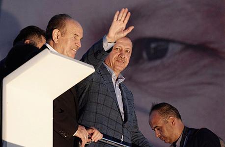 ארדואן טורקיה תורכיה, צילום: רויטרס