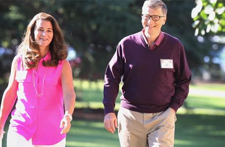 ביל ומלינדה גייטס, הקרן שלהם היא התורמת הגדולה ביותר להעברת החיסון למדינות מתפתחות, צילום: ויקימדיה