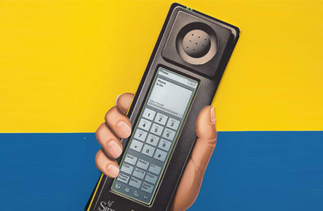 IBM סיימון סמארטפון עתיק