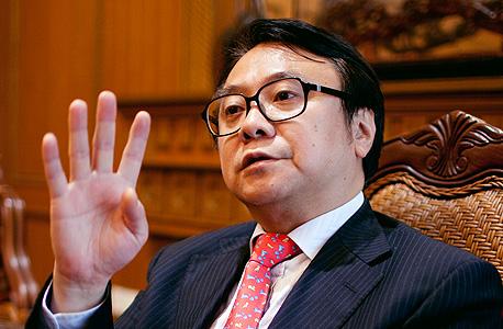"""צ'אנג זונגנאן, מנכ""""ל ברייט פוד לשעבר"""