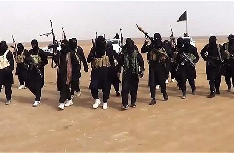 דאעש טרור איסלאמי ISIS