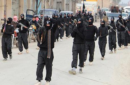 לוחמים של דאעש