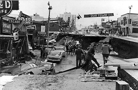 רעידות אדמה יקרות  4 The Great Alaska Earthquake, צילום: ויקיפדיה
