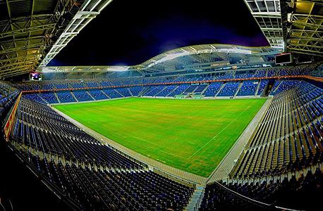 אצטדיון סמי עופר. אין ספק שבמטרופולין כמו חיפה יש הצדקה בהקמה של אצטדיון חדש