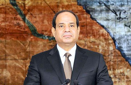 עבד אל פתאח א-סיסי נשיא מצרים