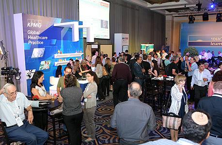 המשתתפים בוועידה, צילום: נמרוד גליקמן