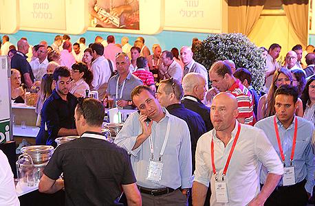 הוועידה הכלכלית הלאומית 2014  , צילום: נמרוד גליקמן