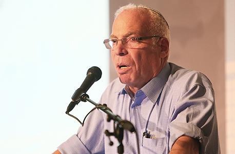 שר החקלאות אורי אריאל, צילום: אריאל  שרוסטר
