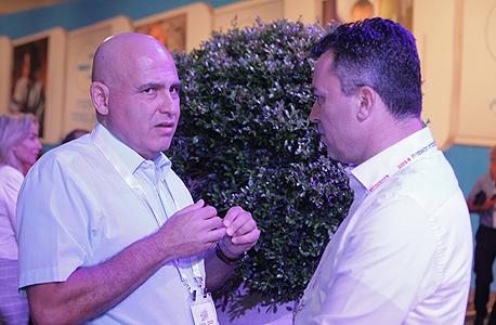 """דור פתאל מנכ""""ל מלונות פתאל (משמאל), צילום: אוראל כהן"""