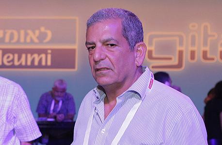 """מנכ""""ל סונול ניר גלילי, צילום: אוראל כהן"""