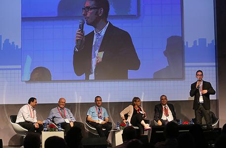 פאנל הבריאות בוועידה הכלכלית הלאומית