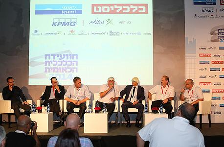 """פאנל הנדל""""ן בוועידה הכלכלית לאומית 2014"""