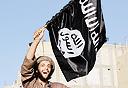 דגל דאעש בקונייטרה