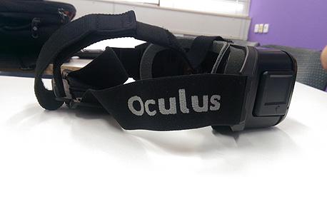 סמסונג גיר VR מציאות מדומה, צילום: הראל עילם