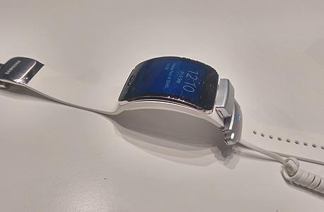 סמסונג גיר S שעון חכם IMAG0245, צילום: הראל עילם