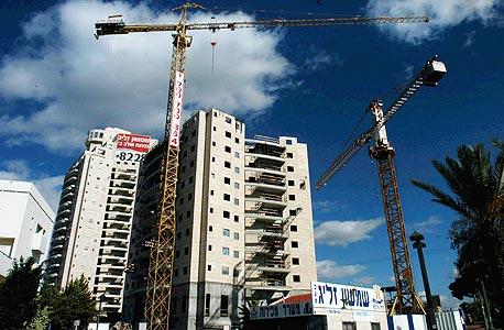 פרויקט בנייה בראשון לציון (ארכיון)